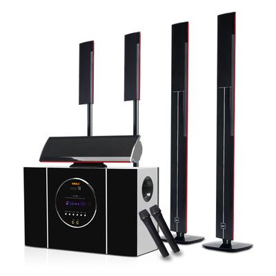 5.1 rạp hát tại nhà âm thanh sư tử âm nhạc YD-806 nhà phòng khách TV loa Bluetooth amplifier loa siê