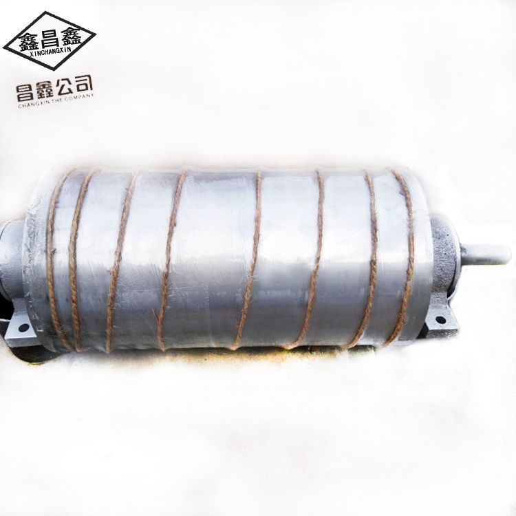 Nhà sản xuất tùy chỉnh các mô hình mạnh mẽ từ thép không gỉ cuộn băng tải không động phụ kiện