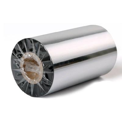 Chất lượng cao tăng cường hỗn hợp carbon ribbon sáp dựa trên băng nhựa đầy đủ nước rửa máy in mã vạc