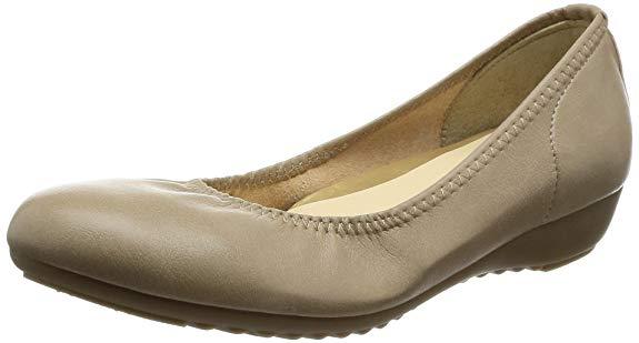 Giày búp bê Da Thời Trang dành cho Nữ , Thương Hiệu : ARCH Contact .