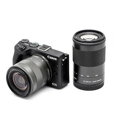Máy ảnh siêu nhỏ Canon / Canon EOS M3 (18-55 55-200mm) Máy ảnh kỹ thuật số ống kính kép chính hãng