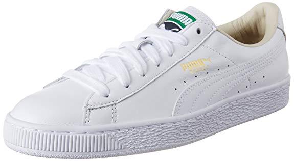 Giày thể thao da bền đẹp Puma Basket LFS