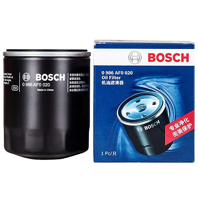 Bộ lọc dầu Bosch 0986AF0020 (Fox 1.8L / 2.0L / thắng 2.0L / 2.3L / Mazda 3 2.0L)
