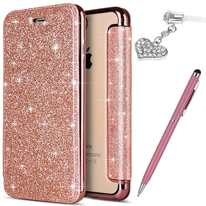 iPhone 8 PLUS Vỏ Điện Thoại Di Động iPhone 7 Cộng Với Vỏ Điện Thoại Di Động, ikasus Sáng Bóng Flash