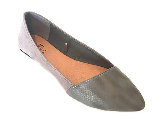 Giày búp bê da cao cấp dành cho nữ , Thương hiệu : shoes8teen
