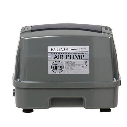 Haley HAP-120 khí quyển tĩnh điện bơm oxy sục khí bơm fish tank oxy hóa fish aquarium cộng với bơm o