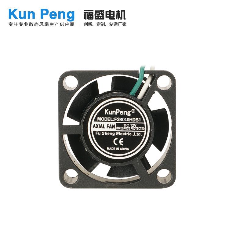 Fusheng FS3010 quạt Tản Nhiệt  , Thông gió , Thoáng Khí dạng Mini .