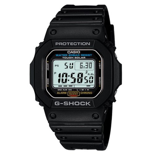 Đồng Hồ Casio Nam Chính Hãng G-Shock G-5600E-1D