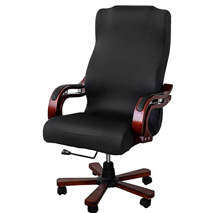 Ghế xoay linh hoạt thiết kế đơn giản dành cho văn phòng .