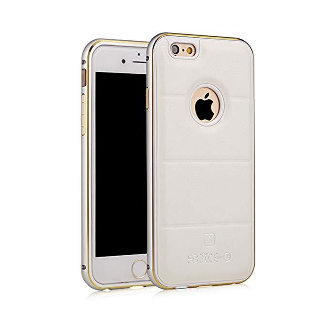 Ikodoo yêu mát mẻ của Apple 6 iphone 6 / iphone 6s cộng (5,5 inch) cao cấp tùy chỉnh kim loại khung