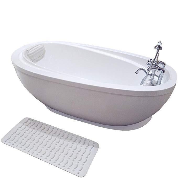 Bồn Tắm cao cấp VOFU , Thiết kế đơn giản cho phòng Tắm .