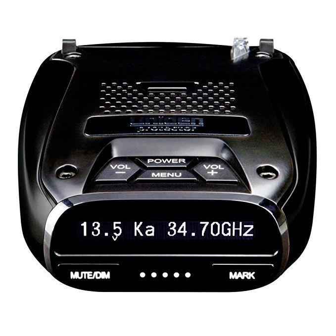 Uniden DFR7 cực xa Range Radar / Laser Detector với GPS