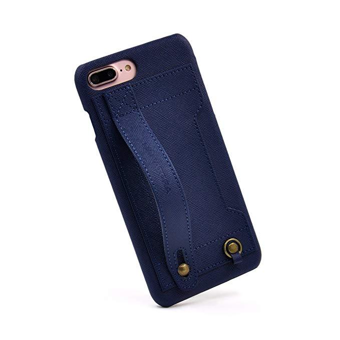 Nhật Bản HANATORA Hoa Tiger H6 Chất lượng cao iPhone7 Vỏ điện thoại di động Bìa Card Holder Drop-pro