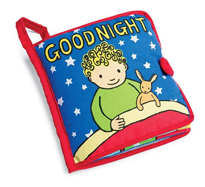Hoạt động sách Jellycat Goodnight