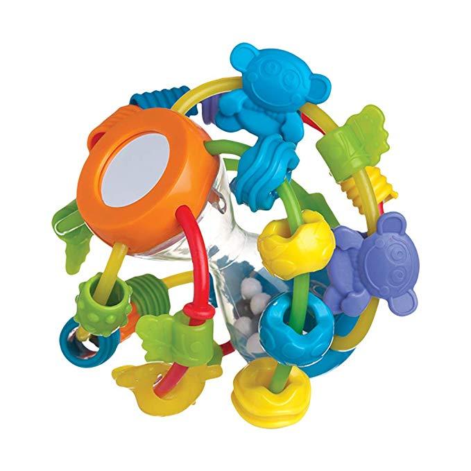 Đồ chơi kiểu Playgro 4082679 giúp bé thông minh hơn .