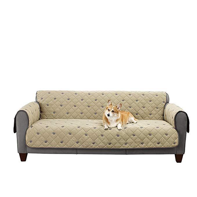 Nội Thất căn hộ : Bộ bộc ghế sofa chống trượt cao cấp, nâu đỏ .