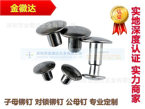 Chuyên gia đinh tán đinh tán nhôm ổn định sản xuất thép không gỉ sắt, các nhà sản xuất đinh tán đinh