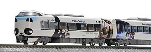 Bộ 6 mô hình tàu hỏa Tomytec