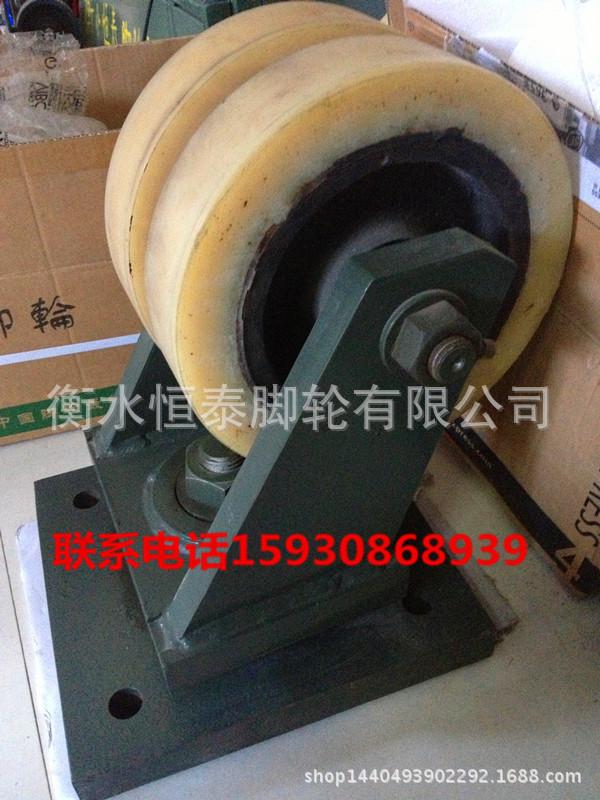 Bánh xe siêu nặng 12 inch nylon bánh xe hạng nặng Caster bánh xe tải 10 tấn công riêng lẻ17258050
