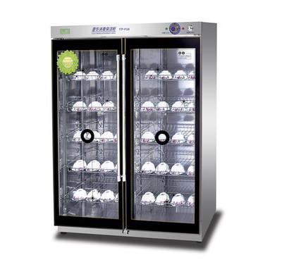 Yimeng tủ khử trùng thương mại thép không gỉ dọc cánh cửa duy nhất công suất lớn căng tin bộ đồ ăn k