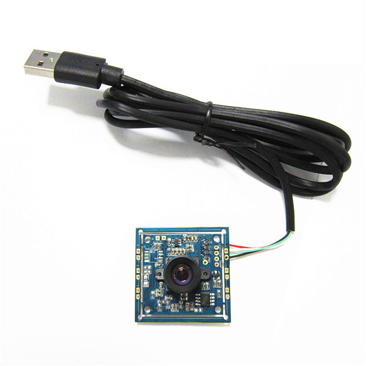 Mô-đun máy ảnh ổ đĩa miễn phí HD 5 megapixel nhạy cảm lớn hỗ trợ camera xem điện thoại di động OTG A
