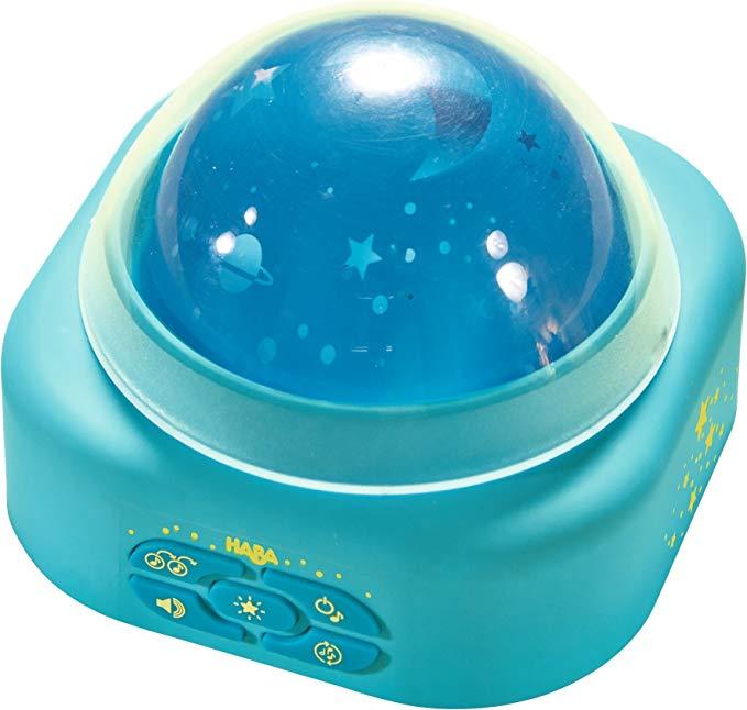 Đèn ngủ hình đĩa bay HABA 300805