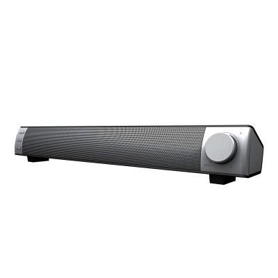 New 10 Wát âm thanh dài âm thanh rạp hát tại nhà echo tường Bluetooth loa không dây cuộc gọi thẻ loa