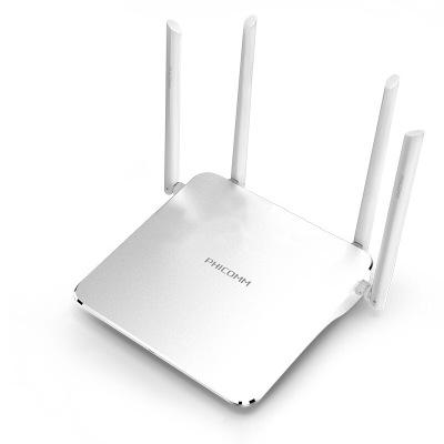 AC1200 thông minh dual-band đầy đủ Gigabit router không dây có dây và không dây dual Gigabit WiFi th