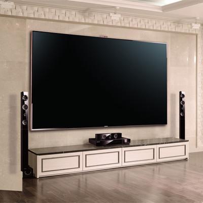 100 inch LED TV LCD 70 80 85 90 110 120 inch 4K mạng thông minh TV màn hình phẳng