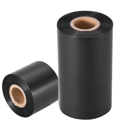 Băng dựa trên sáp 110 100 90 80 70 60 50mm * 300m máy in mã vạch nhãn băng