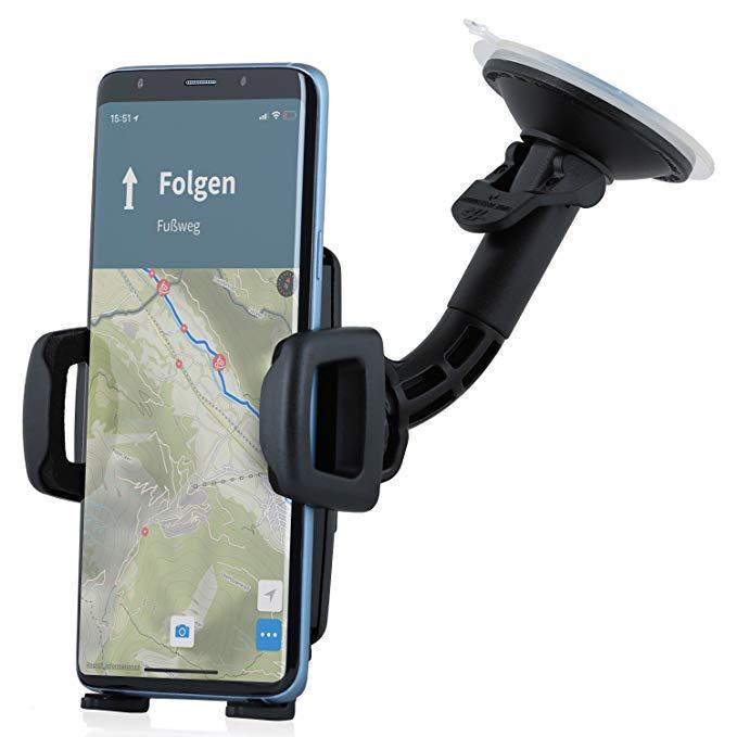 Wicked Chili phổ xe gắn máy khung cho 5,0-6,2 inch điện thoại di động Huawei Galaxy s9 + s8 + s9 s8
