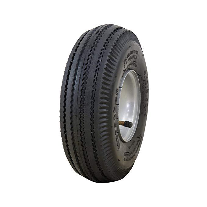 Lốp bánh xe khí nén Marathon 4.10 / 3.50-4 , trung tâm bù 5,7cm, 1,59cm mang 3/4