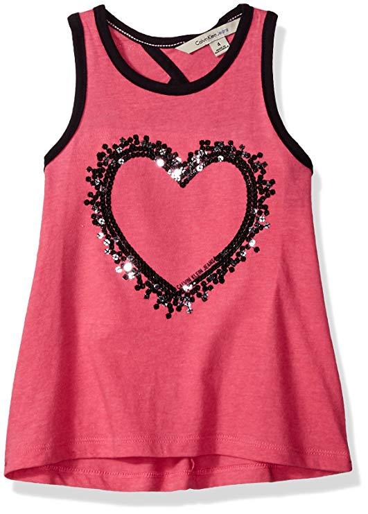 Calvin Klein Girls Vest