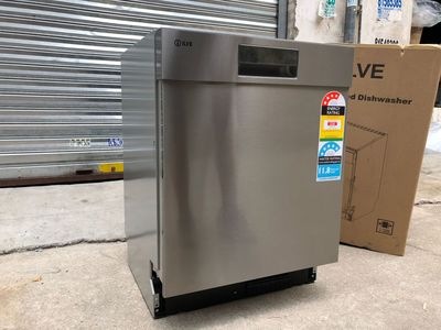 Nhúng 13 bộ lớn thép không gỉ cửa panel lót máy rửa chén Châu Âu ILVE thương hiệu