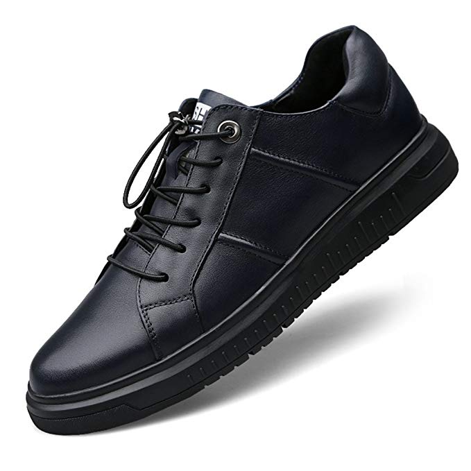 Giày da nam tăng chiều cao XIMO BULL Y8230-130XM