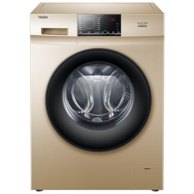 Haier / Haier EG80B829G Hoàn toàn tự động 8 kg vàng thông minh chuyển đổi tần số trống máy giặt