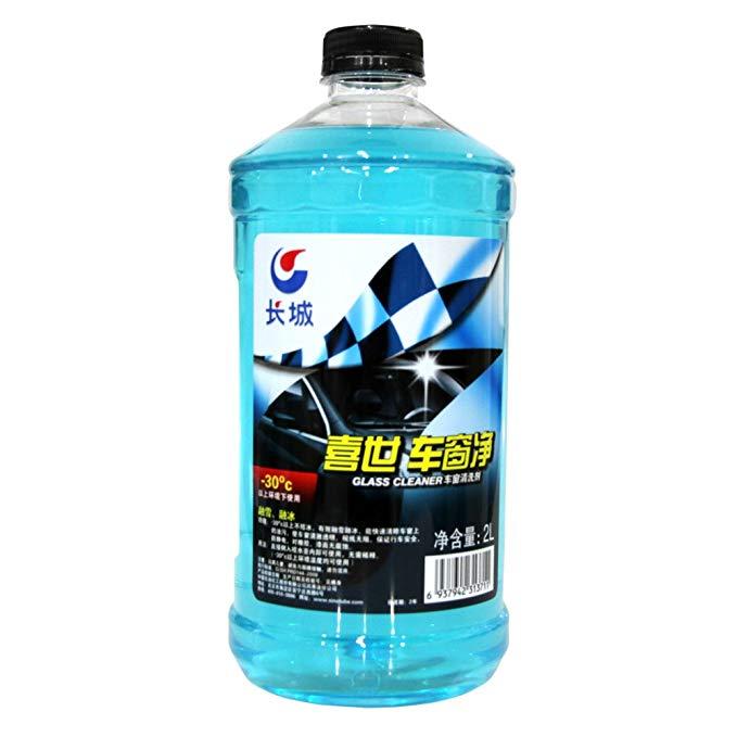 Nước rửa vệ sinh kính xe đậm đặc cho xe ô tô .