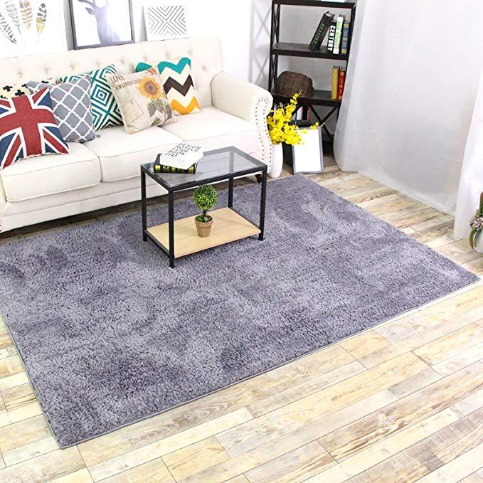 Quạt MSK, thảm, thảm phòng khách, thảm sofa phòng ngủ, đồng bằng và trang nhã, 1400 * 2000MM