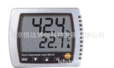 Testo - H1 ôn máy đo độ ẩm 608