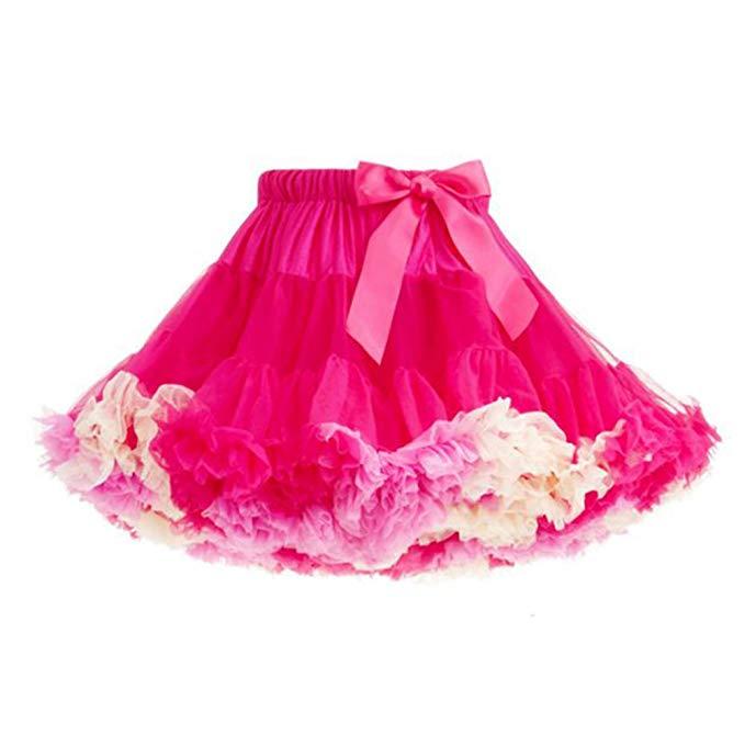 Váy hoa mùa hè bé gái Tutu