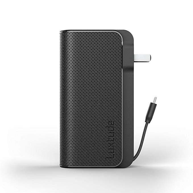 Luxtude GB90 Sạc pin nhanh 9000 mAh Sạc pin đi kèm với phích cắm riêng của mình Điện thoại di động P