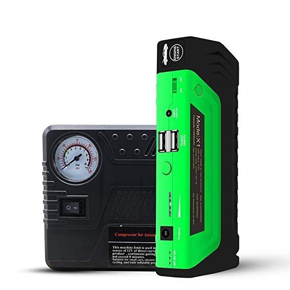 Soulor năng lượng nhỏ năng lượng cao X1 quái vật xăng / diesel xe khẩn cấp bắt đầu điện cháy pin xe
