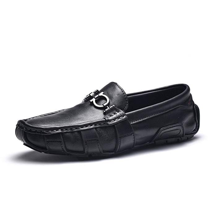 Giày tây da bò nam FeO DvKe XM125-X2918-V