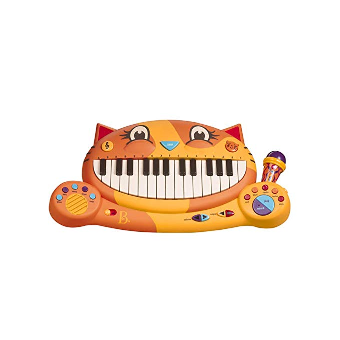 Đồ chơi nhạc cụ với microphone ,  giáo dục sớm âm nhạc năng động cho trẻ