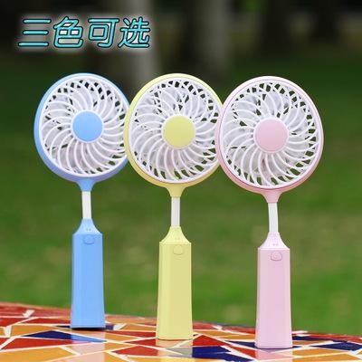 Sáng tạo cầu lông vợt cầm tay fan hâm mộ Sạc USB fan Xách Tay mini fan Mùa Hè các thiết bị nhỏ