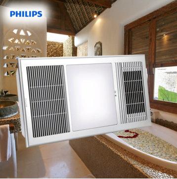 Philips Yuba siêu dẫn PTC gió chiếu sáng thông gió tích hợp trần ba-trong-một đa chức năng phòng tắm