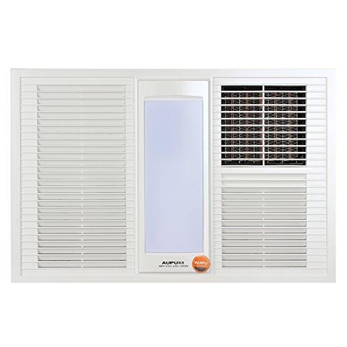 LED sưởi ấm không khí ba trong một tích hợp 300 × 450mm tích hợp trần phù hợp