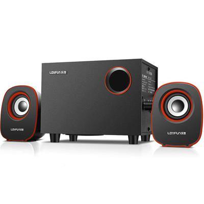 Amoi Amoi A510 Le D230 không có loa Bluetooth rạp hát tại nhà kết hợp hoạt động bằng gỗ âm thanh máy