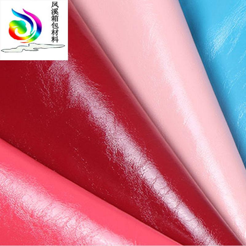 Bán pu sáp dầu da da da sofa da nhân tạo tự làm thủ công vải cứng túi dầu mềm sáp nguyên liệu