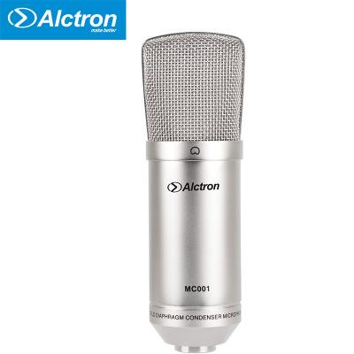 Alctron / Aikechuang MC001 chuyên nghiệp ghi âm điện dung microphone K bài hát YY trò chơi video neo